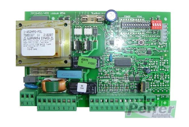 Schema Elettrico Scheda Faac 450 Mps : Centrala sterująca faac mps peiter automatic